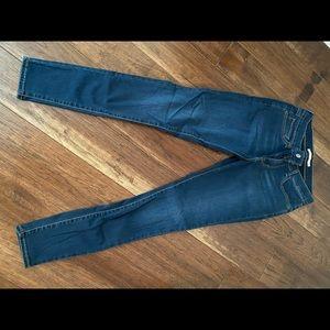 Levi's 710 super skinny jeans 30